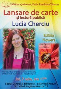 Lansare de carte L. Cherciu