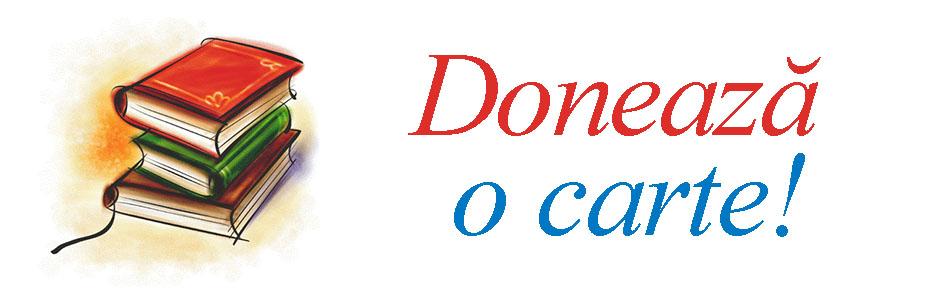 Donație de carte pentru frații din Republica Moldova