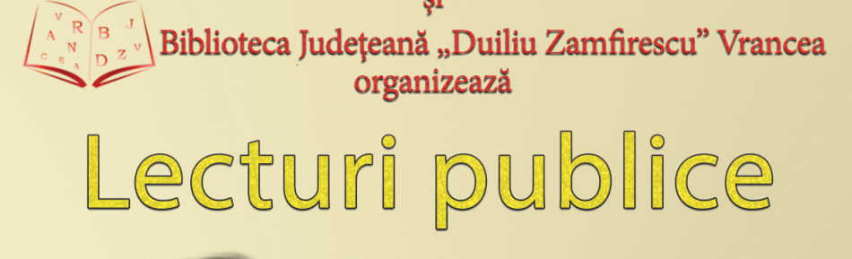 Lectură Publică la Biblioteca Judeţeană