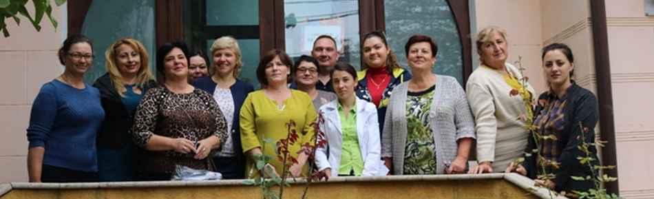 Vizita bibliotecarilor din Republica Moldova