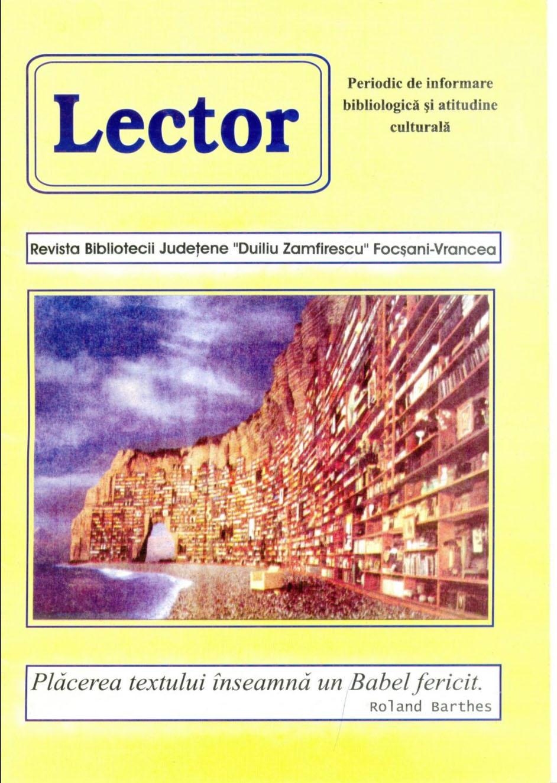 Revista Lector