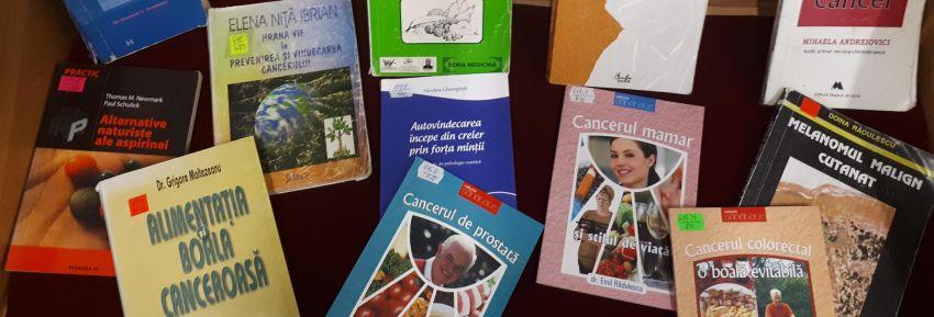 Seminarul pentru persoanele diagnosticate cu Cancer şi familiile acestora continuă la Sediul Central al Bibliotecii