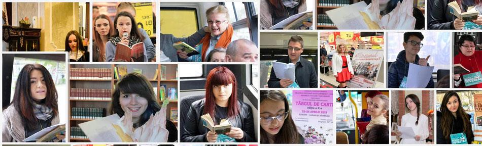 Căutăm voluntari pentru Târgul de Carte de la Focşani