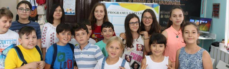 O vacanță de vară activă la Biblioteca Județeană
