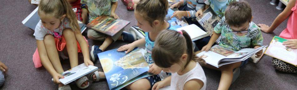 9 august: Ziua iubitorilor de carte – în fiecare zi la bibliotecă